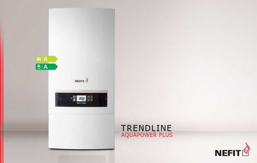 Energiezuinige CV ketel NEFIT